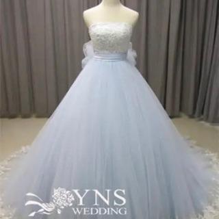 カラードレス ウエディングドレス