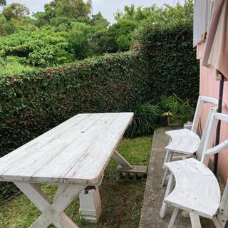 ガーデン用テーブルセット