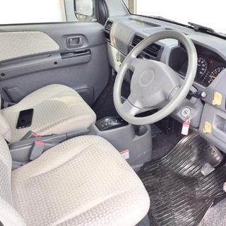 三菱自動車【タウンボックス】4WD