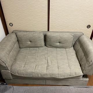 ソファーベット 差し上げます