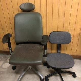 【無料】事務椅子差し上げます