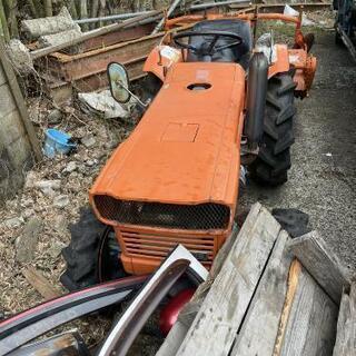 【ネット決済】クボタ、小型トラクター‼️