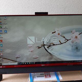 値下げ⭐⭐ 美品NEC LAVIE 液晶一体型PC PC-…