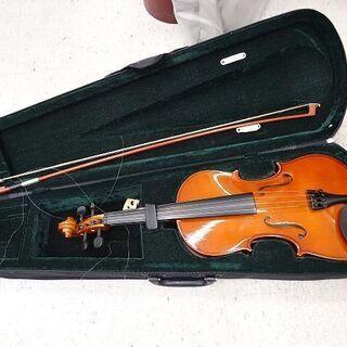 【恵庭】はじめてのバイオリン 4/4サイズ 詳細不明 現状品 中...
