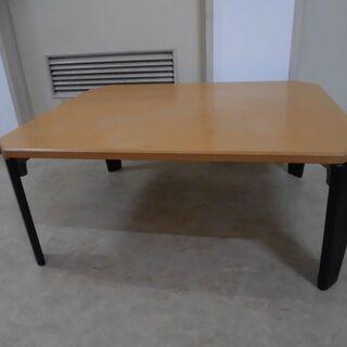 JM11088)(有)イシモク 折りたたみ式テーブル 折り…