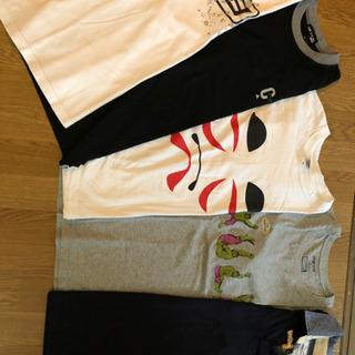 メンズTシャツ Mサイズ!