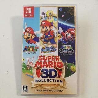 【ネット決済・配送可】【switch】SUPER MARIO 3...