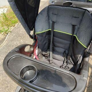 【ネット決済】babytrend 二人乗り ベビーカー