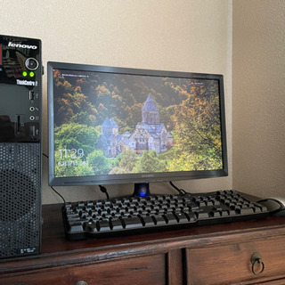 第3世代 intel Core i3 CPU搭載パソコン一式 遊...