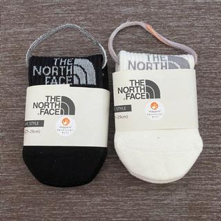 【ネット決済】ノースフェイス 靴下 2種