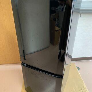三菱 ノンフロン冷凍冷蔵庫 MR-P15A-B 2016年製