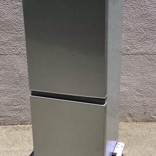 ②【6ヶ月保証付・税込み】アクア 126L 2ドア冷蔵庫 AQR...