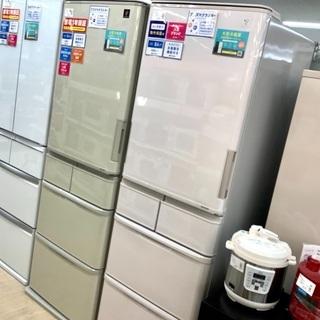 6ヵ月保証付!2015年製 SHARP(シャープ)の5ドア冷蔵庫...