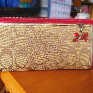 COACHレディース財布