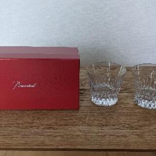 【未使用】Baccarat(バカラ)ウィスキーグラス