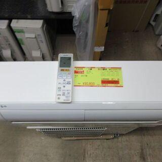 K02344 三菱 中古エアコン 主に6畳用 冷2.2kw/暖2...
