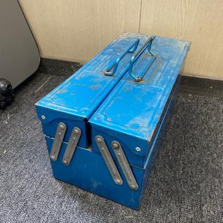 【ネット決済】0617004 工具箱と工具10種類