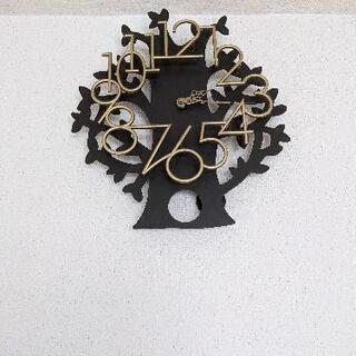 壁掛け時計 ② ニトリ