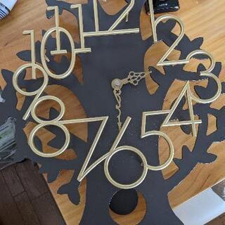 壁掛け時計 ② ニトリ - 京都市