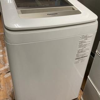 パナソニック 洗濯機 8.0kg NA-FA80H2 中古