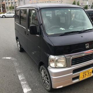 【ネット決済】バモス ターボ 車検令和5年5月