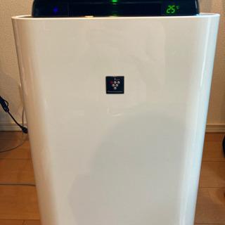 SHARP プラズマクラスター 加湿空気清浄機