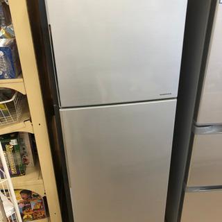 *【6ヶ月安心保証付】HITACHI 2ドア冷蔵庫