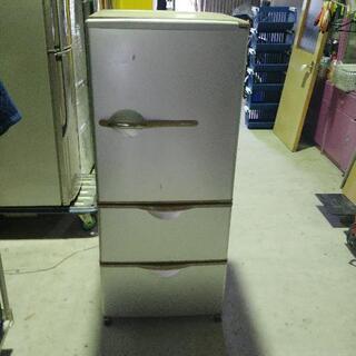 3ドア冷蔵庫 SANYO