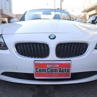 BMW Z4 ロードスター2.5I 白