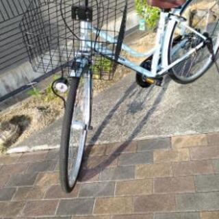 26インチ自転車【新品・未使用品】