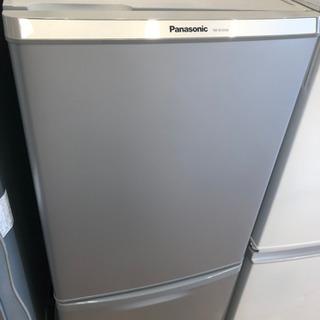 *【6ヶ月安心保証付】Panasonic 2ドア冷蔵庫