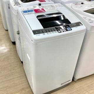 6ヵ月保証付!HITACHI(日立)の全自動洗濯機 NW-6MY...