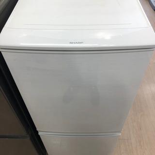 *【6ヶ月安心保証付】SHARP 2ドア冷蔵庫