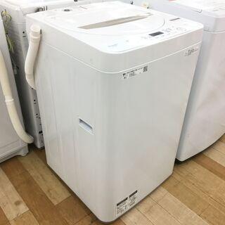 1年保証付き!SHARP洗濯機【トレファク岸和田】