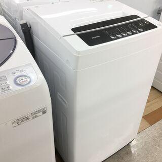 1年保証付き!IRIS OHYAMA洗濯機【トレファク岸和田】