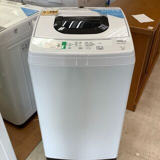 【HITACHI】全自動洗濯機 2021年 5.0kg 入荷しました!