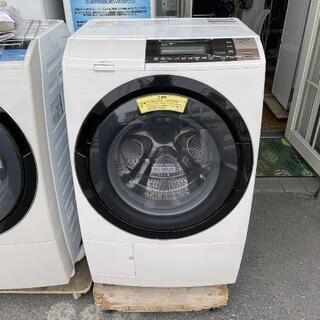ドラム式洗濯機 日立 2016年製 BD-S8800 洗濯11...