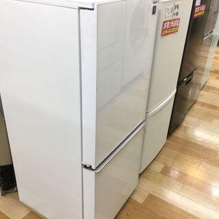 1年保証付き!SHARP の2ドア冷蔵庫【トレファク岸和田】