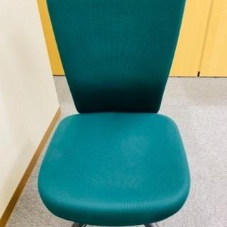 オフィス 椅子 キャスター付き ワークチェア 背面高め