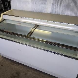 サンデン 冷凍ショーケース ベーシック 279リットル 単相10...