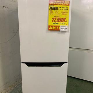 I341 Hisense 2ドア冷蔵庫 2020年式