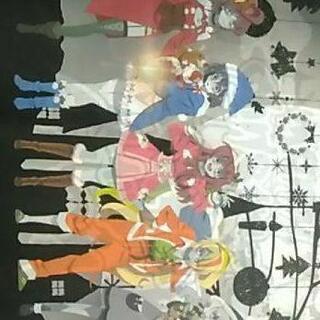 【ネット決済】【限定】ゾンビランドサガ、クリスマスカフェ配布ポス...