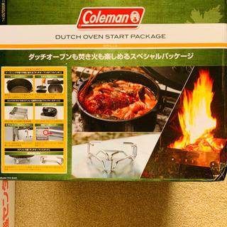 コールマン Coleman BBQ ダッチオープンスタートパッケージ