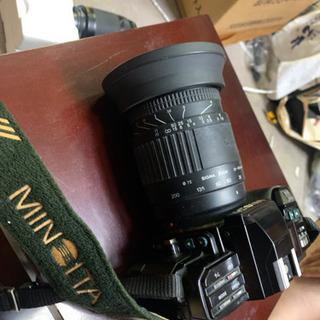 MINOLTA α7000一眼レフフィルムカメラセット‼️SIG...