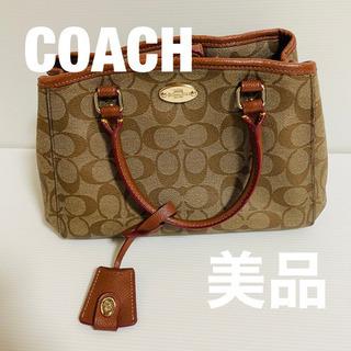 【ネット決済】美品 COACH トートバッグ