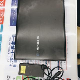 【ネット決済】【ジャンク品】ノートPC 東芝 dynabook