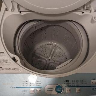 無料で洗濯機お譲りします。
