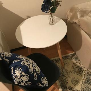【ネット決済】丸テーブル