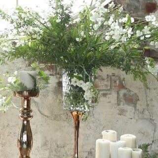ガラスベース/花瓶/花器