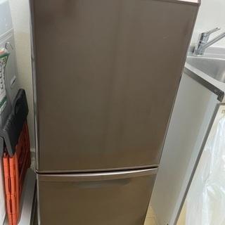 【ネット決済】138L 冷蔵庫 Panasonic